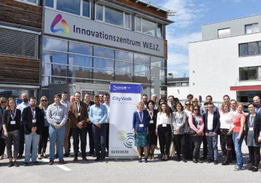 CityWalk 2018 – Intalniri cu partenerii de proiect din Austria