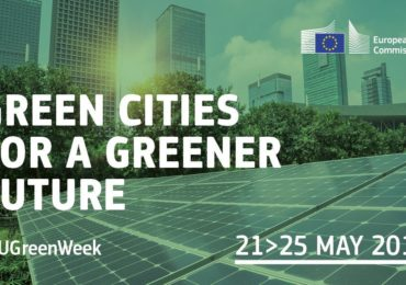 Saptamana Europeana Verde Oradea,  eveniment partener EU Green Week