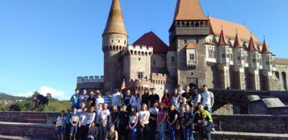 Olimpicii orădeni în periplu prin orașele Marii Uniri din Ardeal
