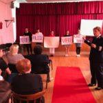 Activitati de preventie desfasurate de politistii bihoreni la doua scoli din Stei