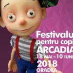Începe Festivalul de Teatru pentru Copii – Arcadia – EDIȚIA 2018