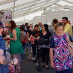 Peste 18.000 de vizitatori au trecut pragul Targului de Carte – Gaudeamus Oradea 2018