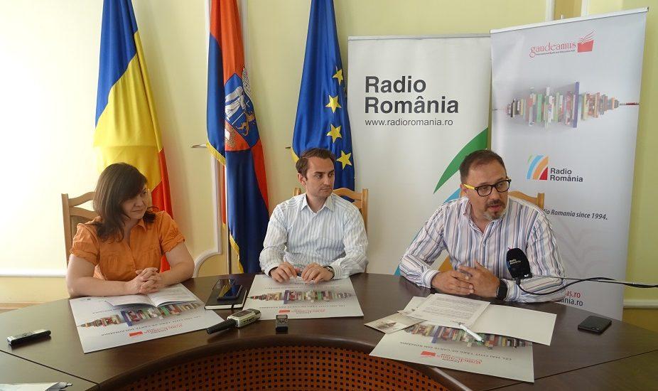 Gaudeamus Oradea 2018 – Miercuri 09.05.2018, incepe Targul de carte in Piata Unirii