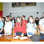"""Trei licee oradene au organizat conferinta """"Independența neamului românesc"""", gazduita de primarie"""