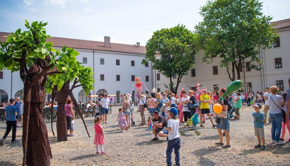 Kids Fest Oradea 2018, festival de bucurie si culoare de Ziua Copilului