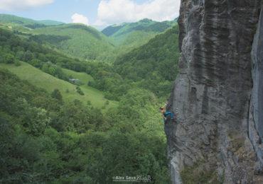 Incepe LAZURI CLIMBING FEST 2018, concurs de escalada in Muntii Padurea Craiului