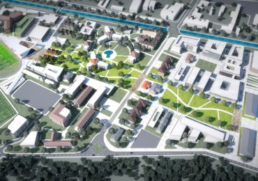 MASTERPLAN CAMPUS UNIVERSITAR ORADEA