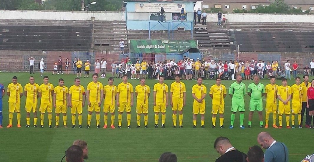 15 mari fotbalişti, ai generatiei de aur, alaturi de Mihai Nesu, la Oradea