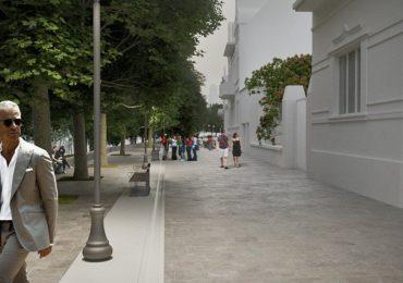 Proiectul de pietonalizare a zonei străzii Libertății, în linie dreaptă. Cum va arata zona la final
