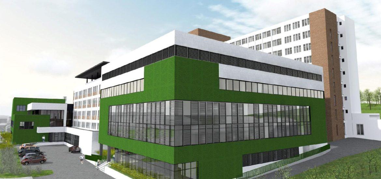 Investitie de 25 de milioane de lei la Oradea, pentru extinderea unitatii de primiri urgente (UPU) a Spitalului Judetean