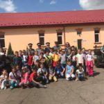 """85 de elevi din Oradea in vizita la ITPF Oradea, in cadrul programului """"Scoala Alfel"""""""