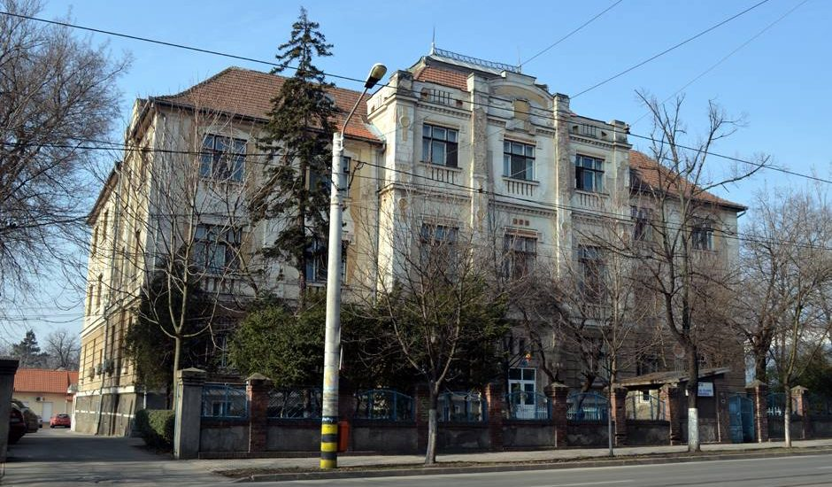 Spitalul CFR Oradea va trece in administrarea Primariei Oradea