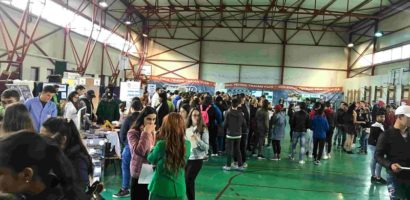 Astazi a avut loc la Colegiul Traian Vuia Oradea, Târgul ofertelor educaționale 2018-2019