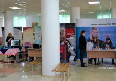 Targ de joburi Saptamana Carierei la Universitatea Oradea 16.05