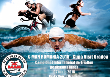 Sambata, 2 iunie 2018, se da startul la X-Man Romania 2018, in Oradea