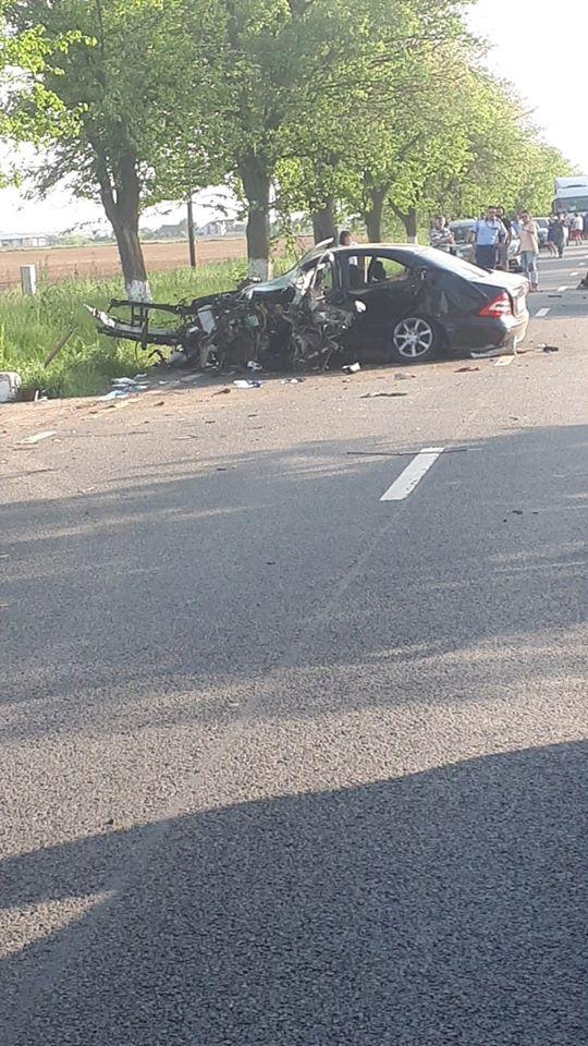 accident mercedes DN79