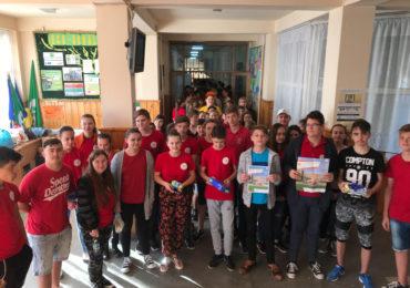 actiuni de ecologizare scoala 11 oradea