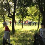 Elevii de gimnaziu de la Scoala nr 11 din Oradea participa la actiuni de ecologizare (FOTO)