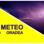 Avertizare nowcasting COD GALBEN de vreme severa in judetul Bihor, pana la ora 18:15