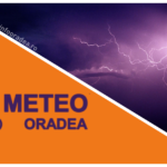 COD PORTOCALIU de vreme severa imediata in apropiere de Oradea, pana la ora 19:30