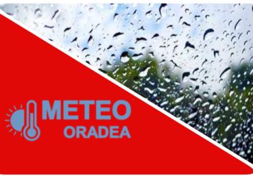 COD ROSU de ploi abundente pentru mai multe localitati din judetul Bihor.