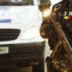 Armă letală și cartușe, confiscate de polițiști din locuințele a doi bihoreni, în urma unor percheziții domiciliare.