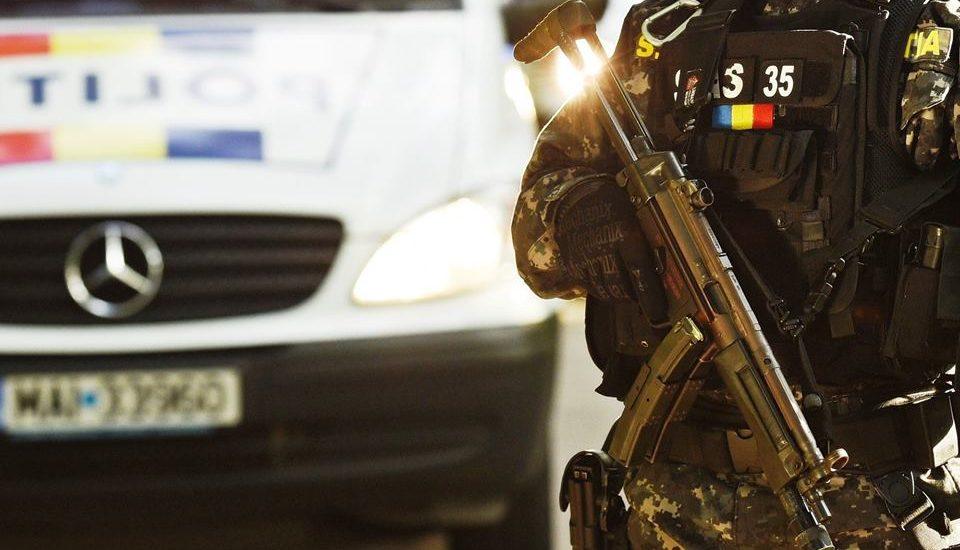 Oradean urmarit international pentru frauda informatica in Germania, a fost prins de politistii bihoreni
