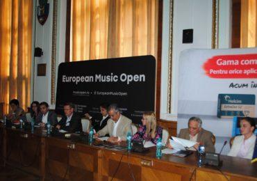European Music Open 2018, editia a III-a la Oradea, din iunie