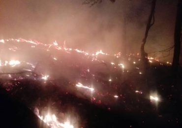 Apel al pompierilor bihoreni: Opriti igienizarea terenurilor prin ardere!