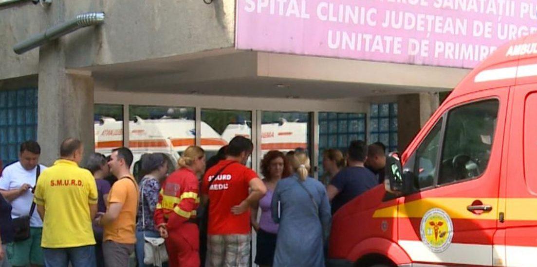 Cei 40 de medici demisionari de la UPU Oradea, si-au retras demisiile. Vezi care a fost motivul