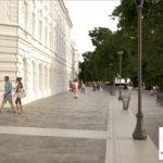Aleea pietonală din Parcul Libertăţii va purta numele biologului Anna Marossy
