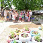 De 1 iunie copiii de la Centru de Zi din Oradea au sarbatorit Ziua Copilului