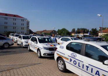 AUTOTURISME NOI Politia bihor (1)