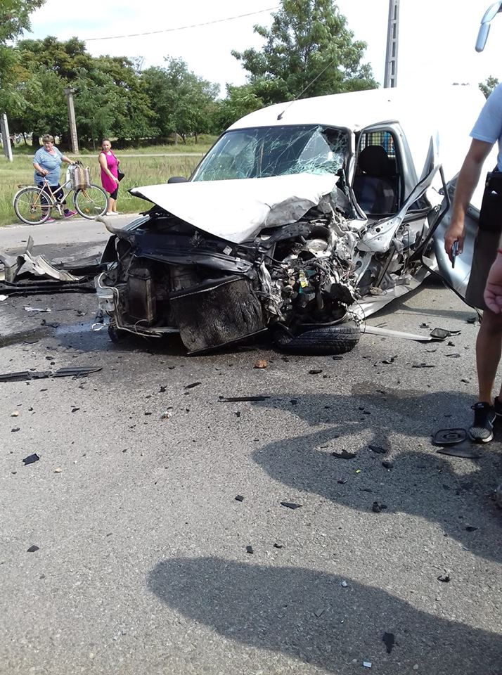 Accident santion bihor