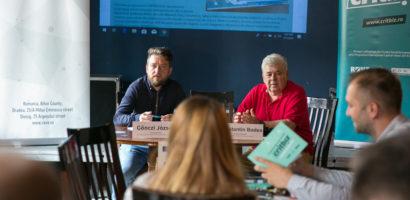 Programul CRITBIZ așteaptă viitorii antreprenori  din județul Bihor