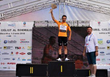 Castigatori etapa 1 Turul ciclist al Bihorului 2018