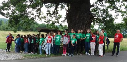 """Concursul national de ecologie, ecoturism si protectia mediului """"Floare de Lotus"""""""