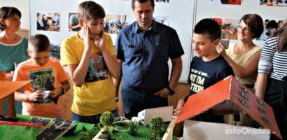 """Proiect """"Stiintescu"""", încheiat cu succes la Colegiul Național """"Emanuil Gojdu"""" din Oradea"""