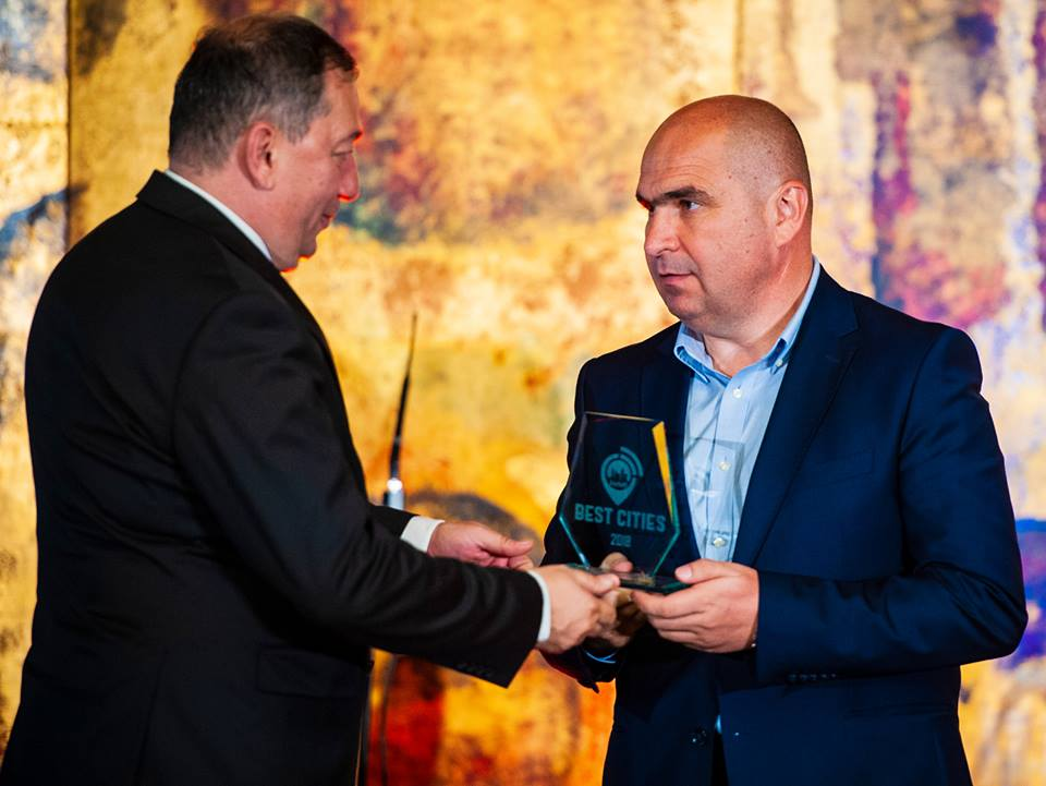 Gala Forbes Ilie Bolojan Best Cities 2018