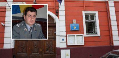 Marius Paul Hliban inca un interimat ca director la Penitenciarul Oradea