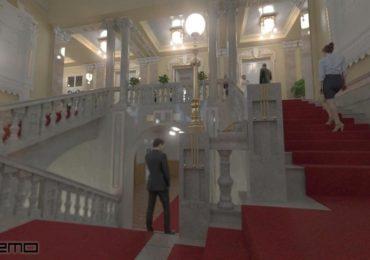 Cladirea Primariei din Oradea va fi reabilitata complet si va intra in circuitul turistic (FOTO)