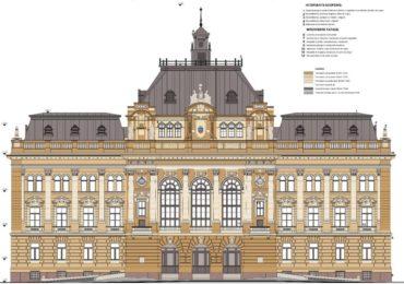 Se reia licitatia pentru reabilitarea cladirii Primariei Oradea.