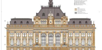 Cladirea Primariei Oradea va intra in reabilitare. A fost publicat anuntul pe SEAP