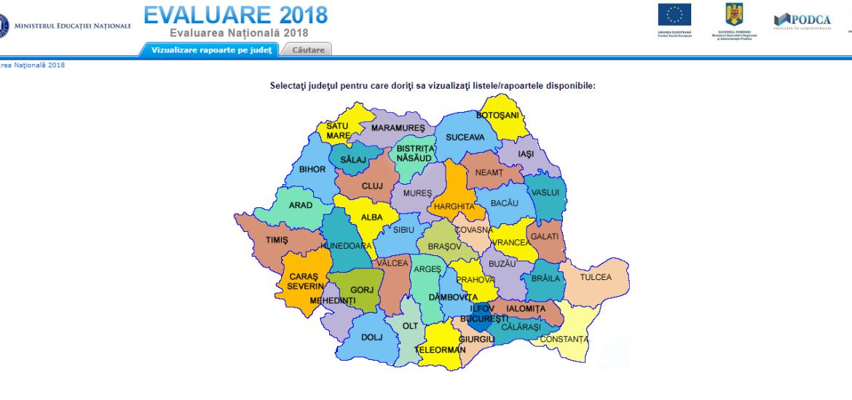 Rezultate finale Evaluarea Nationala 2018 Bihor. A crescut procentul de promovare dupa contestatii