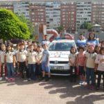 """67 de scoli din Bihor au participat in acest an scolar la proiectul national """"Școala Siguranței Tedi 2018"""""""
