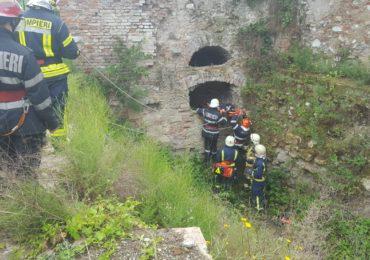 Exercitiu de simulare ISU Crisana, a unei situatii de urgenta in Cetatea Oradea