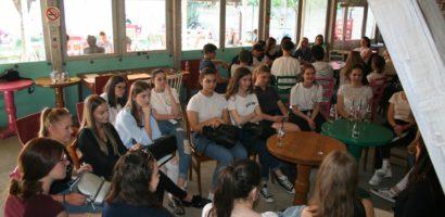 """""""Vreau să fiu Antreprenor"""" la Colegiul Mihai Eminescu din Oradea"""