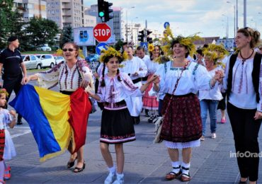 Ziua Internațională a Iei sărbătorită la Oradea (GALERIE FOTO)