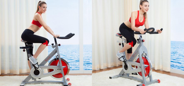 Trei antrenamente pe bicicleta fitness in functie de obiectivul tau