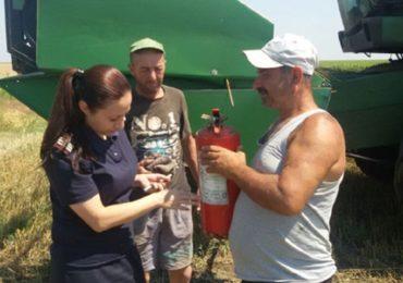 ATENTIE! Incepand de azi pompierii bihoreni au inceput controale la asociatiile agricole